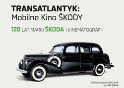 Mobilne Kino ŠKODY ruszyło w Wielkopolskę!