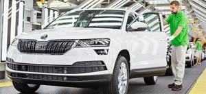ŠKODA wyprodukowała już milion samochodów w 2017 roku