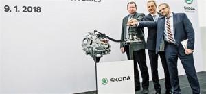ŠKODA AUTO inwestuje w infrastrukturę