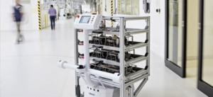 W pełni autonomiczny robot usprawni pracę w ŠKODA AUTO