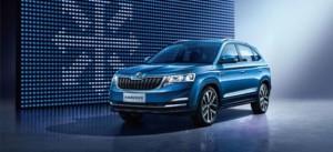 Czwarty SUV ŠKODY na rynku chińskim jeszcze w tym roku