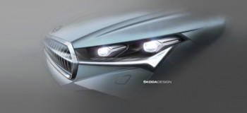 ENYAQ IV innowacyjne oświetlenie
