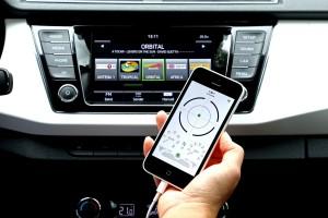 Funkcja SmartGate ŠKODY nagrodzona Connected Car Award