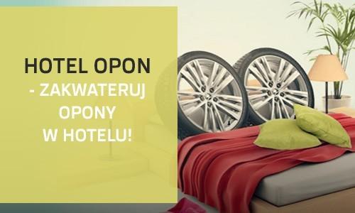 HOTEL OPON I KÓŁ